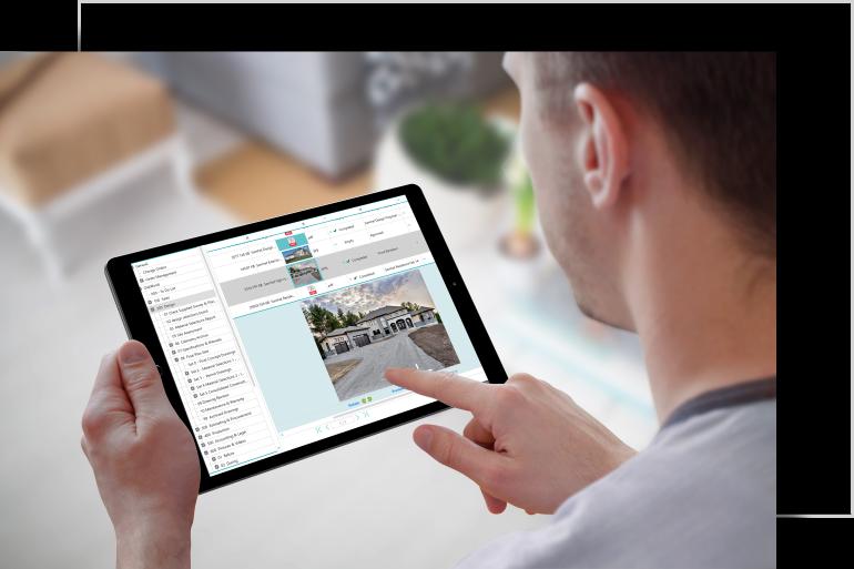 construction management software system